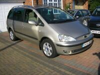 ( 2005) FORD GALAXY GHIA 1.9 TDI (150) MET/BRONZE 6 SPEED (FSH 9 STAMPS IN SERVICE BOOK)