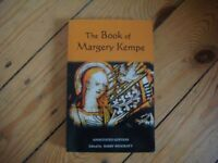 Middle English - The Book of Margery Kempe EXCELLENT CONDITION