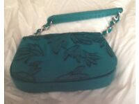 Coast green handbag