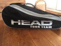 Tennis racquet bag