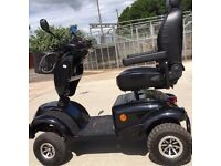Freerider Landranger XL very large Pavement Mobility Scooter