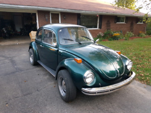 1973 Super beetle 5500.00 O/B/O Need it Gone