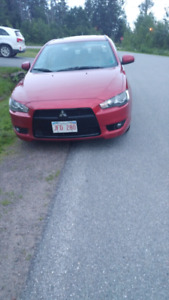 Well maintained 2013 Mitsubishi lancer Se 10th anniversary edt