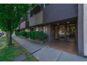 JUST LISTED ! 1 Bed & 1 Bath Top Floor unit in Cambie Area