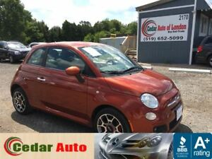 2012 Fiat 500 Sport - Back to School Special