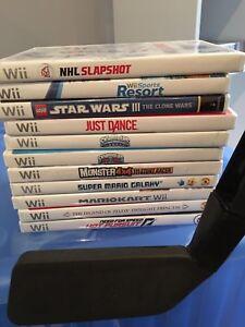 Wii a vendre