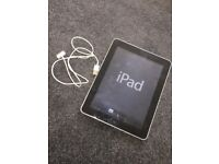 apple ipad 1 1st generation space grey 16GB