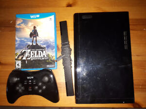32GB Wii U with 3 Games and Pro Controller