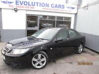 2011 SAAB 9-3 TURBO EDITION TTID 1 OWNER 2KEYS FULL SERVICE HISTORY FULL LEATHER
