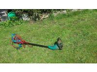 Bosch electric grass trimmer