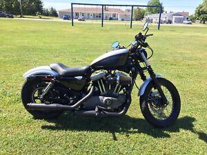 2009 Harley Davidson Nightster 1200