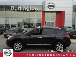 2011 Nissan Rogue SV, AWD, NAVi, ACCIDENT FREE !