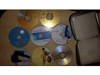 Various fitness yoga dvd video