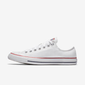 White Chuck Taylor Sneakers Never Worn