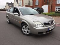 Vauxhall Vectra CLUB 1.9 CDTI 6G 120Bhp 50k Low Millage Full Service History Mot