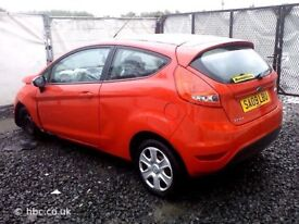 Ford Fiesta 1.4 16v 2009 For Breaking
