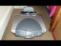 Epson Stylus Photo RX500 printer & scanner