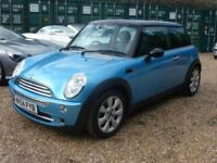 MINI COOPER 1.6 AUTOMATIC, CHILI PACK, 76000 MILES ONLY