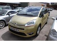 Here We Have A Very Spacious Citroen C4 Grand Picasso 2.0I HDI EXCLUSIVE EGS