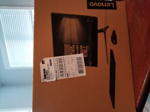 Brand new unopened Lenovo All in One.