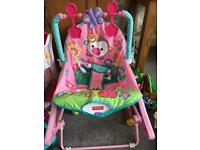 BRAND NEW fisher price Infant To Toddler Rocker
