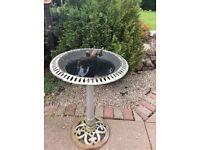 Bird Table/Bath