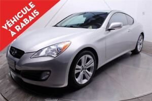 2012 Hyundai Genesis Coupe 2.0T  A/C MAGS