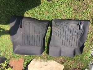2006/2009 Pontiac Torrent/Chevy Equinox weathertech mats for
