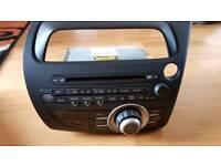 Honda civic mk8 genuine stereo and acessories