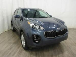 2017 Kia Sportage LX AWD Bluetooth Heated Seats Rear Camera