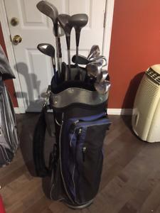 baton de golf