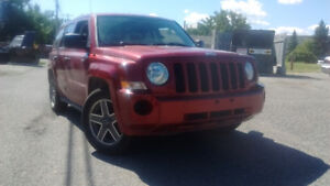 2009 Jeep Patriot 4X4 LOW KMS $2950 Or Best Offer