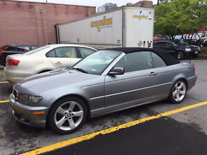2004 BMW 3-Series 330 ci Convertible only 116000 kms!