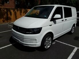 Vw transporter day van, 65 plate, no vat.