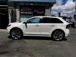 2011 FORD EDGE SPORT AWD GPS