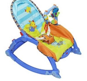Transat (chaise bercante) bebe Fisher Price /newborn to toddler