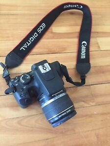 Canon Rebel EOS DSLR camera