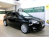 Ford Focus 1.0 ECOBOOST ZETEC NAVIGATOR 125 [SAT NAV, APPEARANCE PACK and ?30 RO