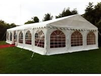 Marquee hire for your wedding, events, mehendi etc.