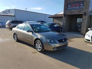 2005 Nissan Altima 2.5 S *TIGHT SUSPENSION, MECHANICALLY SOUND*