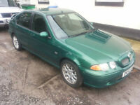 very tidy MG ZS with only 56000 miles reduced to £400 NO OFFERS