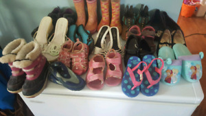 Ladies and kid shoes