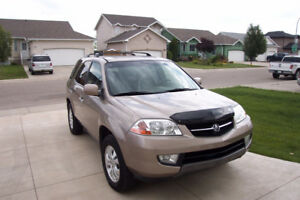 2003 Acura MDX Touring SUV, Crossover