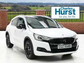 DS Ds 4 BLUEHDI CROSSBACK S/S (white) 2016-06-17