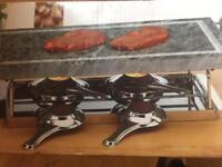 Marble stone grill brand new