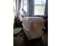 Dog Airline Crate, Vari Kennel, IATA Compliant, Extra Large, used once