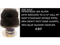 AIR FILTER £30