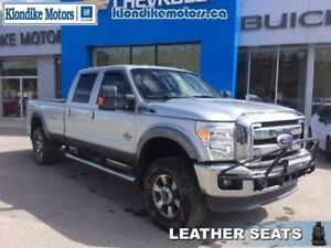 2011 Ford F-350 Super Duty LARIAT  - Leather Seats -  Bluetooth