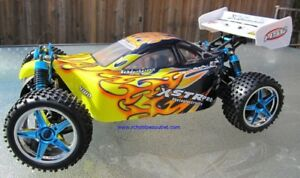 New RC Buggy / Car Brushless Electric LIPO 4WD 2.4G Fast RC