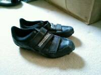Diadora cycling SPD shoes